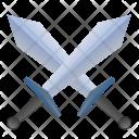 Sword Blade Fight Icon