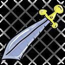 Sword Kendo Sword Combat Icon