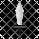 Sword Blade Cold Icon