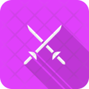 Sword Fight Fighting Icon