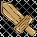 Sword Combat Medieval Blade Icon