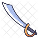 Pirate Blade Sword Icon