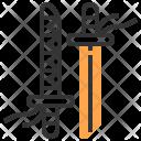 Knife Sword Sabre Icon