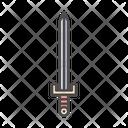 Sword Knight Combat Icon