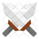 Sword Fighter Battle Icon