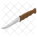 Knife Fighter Symbol Sword Icon