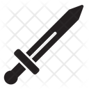 Battle Game Knife Icon