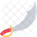 Sword Bandit Pirate Icon
