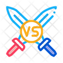 Sword Battle Icon