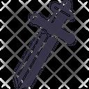 Sword Cross Battle Icon