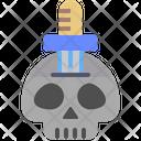 Sword Skull Sword Skull Icon