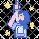 Sword Swallower Icon