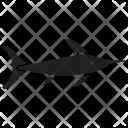Swordfish Pet Underwater Icon
