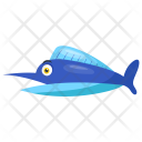 Swordfish Longbills Friendly Icon