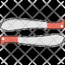 Swords Battle Equipment War Tool Icon