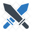 Swords Battle Sport Icon