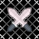Swords Battle Game Icon