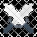 Swords Battle War Icon