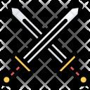 Swords Army War Icon