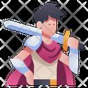 Swordsman Icon