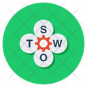 Swot Strength Weakness Icon