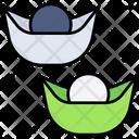 Ingot Sycee Icon