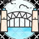 Sydney Harbour Bridge Bridge Sydney Icon