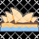 Art Australia Building Icon