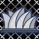 Sydney Opera House Icon
