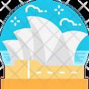 Sydney Opera House Sydney Opera House In Australia Opera House Icon
