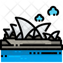 Sydney Opera House Landmark Monument Icon