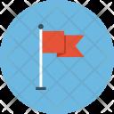 Symbol Peace Flag Icon