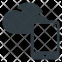 Symbol Computing Cloud Icon