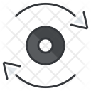 Symbol Spinner Design Icon
