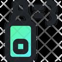 Symbol Sprayer Symbol Vector Icon