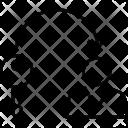 Symmetric Encryption Security Icon