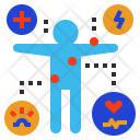 Symptom Indicative Illness Icon
