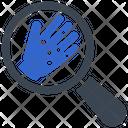 Diagnosis Patient Symptom Checker Icon