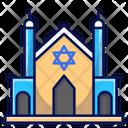 Synagogue Church Jewish Icon