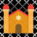 Synagogue Icon