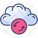 Cloud Refresh Sync Icon