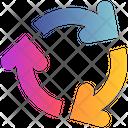 Rrows Rotate Sync Icon