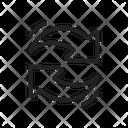 Sync Exchange Flip Icon