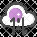 Sync Data Cloud Icon