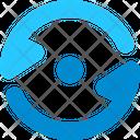 Sync Arrow Syncronize Icon