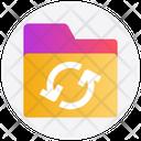 Files Sync Folder Icon