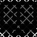 Web Synchronization Data Sync Backup Icon