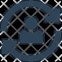 Seo User Update Icon