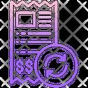 Sync Bill Icon