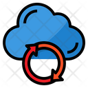 Sync Cloud Icon